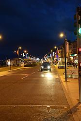 Great Yarmouth seafront, Norfolk UK