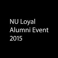 NU Loyal Alumni Event 2015