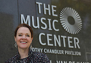 Rachel Moore, president and CEO at The Music Center.