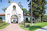 Historic Bowers Museum in Santa Ana California