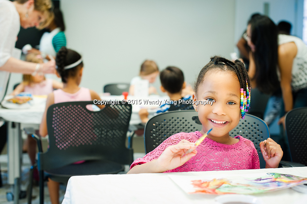 May 16, 2015 - Family Day at the Bechtler Museum of Modern Art. Photo by Wendy Yang Photography