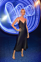 CAROLINE WINBERG at the Warner Music & Ciroc Brit Awards party, Freemasons Hall, 60 Great Queen Street, London England. 22 February 2017.