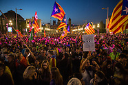 pro independence, Barcelona 29.09.17