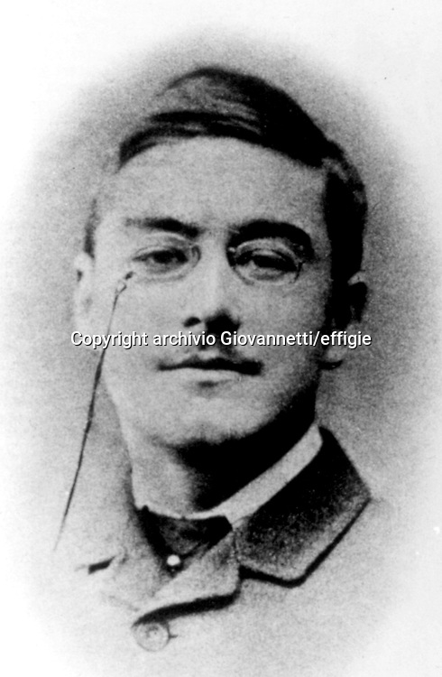 Rudyard Kipling<br />archivio Giovannetti/effigie