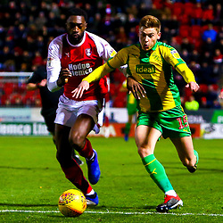 Rotherham United v West Bromwich Albion