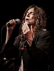 Patti Smith performs at Wulfrun Hall, Wolverhampton, United Kingdom.Picture Date: 25 June, 2012