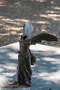 Sculptures by Yigal Tumarkin at the Abu Nabut Park in Jaffa, Israel