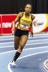 New Balance Indoor Grand Prix Track & FIeld:  mixed 4x200 really MBTA Youth, Cambridge Jets