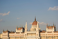 The Parliament building, Budapest, Hungary