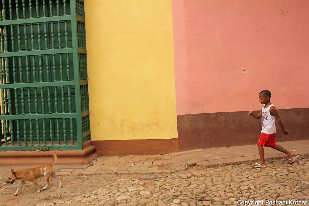 Trinidad, Cuba, Roshani Kothari