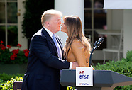 First Lady Melania Trump's Initiatives 9 May 2018