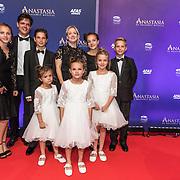 NLD/Scheveningen/20190922- Premiere Musical Anastasia, Familie Nagelkerke