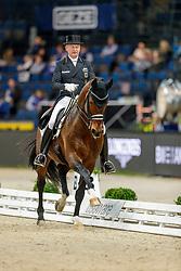 Schmidt Hubertus, GER, Escolar<br /> Stuttgart - German Masters 2019<br /> © Hippo Foto - Stefan Lafrentz