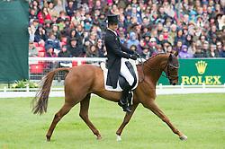 Paget Jonathan, (NZL), Clifton Lush<br /> Dressage <br /> Mitsubishi Motors Badminton Horse Trials - Badminton 2015<br /> © Hippo Foto - Jon Stroud<br /> 08/05/15