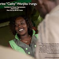 HER STORY WINS:  Ms. Cathy Wanjiku Irungu