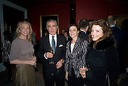 MARINA KALOGHIROU, GREEK AMBASSADOR; REGINA PISPINIS; CARMEN ZGOURAS;Preview of Greek Sale sponsored by Citibank. Sotheby's. New Bond st. London. 10 November 2008 *** Local Caption *** -DO NOT ARCHIVE -Copyright Photograph by Dafydd Jones. 248 Clapham Rd. London SW9 0PZ. Tel 0207 820 0771. www.dafjones.com