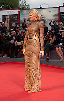 Hofit Golan at the gala screening for the film The Danish Girl  at the 72nd Venice Film Festival, Saturday September 5th 2015, Venice Lido, Italy.