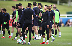 England Training Session and Press Conference - 28 May 2019
