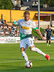 17.07.2019, Kufstein Arena, Kufstein, AUT, Testspiel, Borussia Moenchengladbach vs Istanbul Basaksehir FC, im Bild Michael Lang (Borussia Mönchengladbach) // during a test match for the upcoming Season between Borussia Moenchengladbach and Istanbul Basaksehir FK at the Kufstein Arena in Kufstein, Austria on 2019/07/17. EXPA Pictures © 2019, PhotoCredit: EXPA/ Lukas Huter