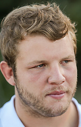 Joe Launchbury of England - Mandatory by-line: Steve Haag/JMP - 19/06/2018 - RUGBY - Kashmir Restaurant - Durban, South Africa - England Rugby Press Conference, South Africa Tour