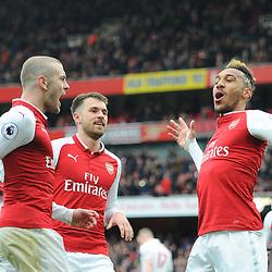 Arsenal v Stoke City | Premier League | 1 April 2018
