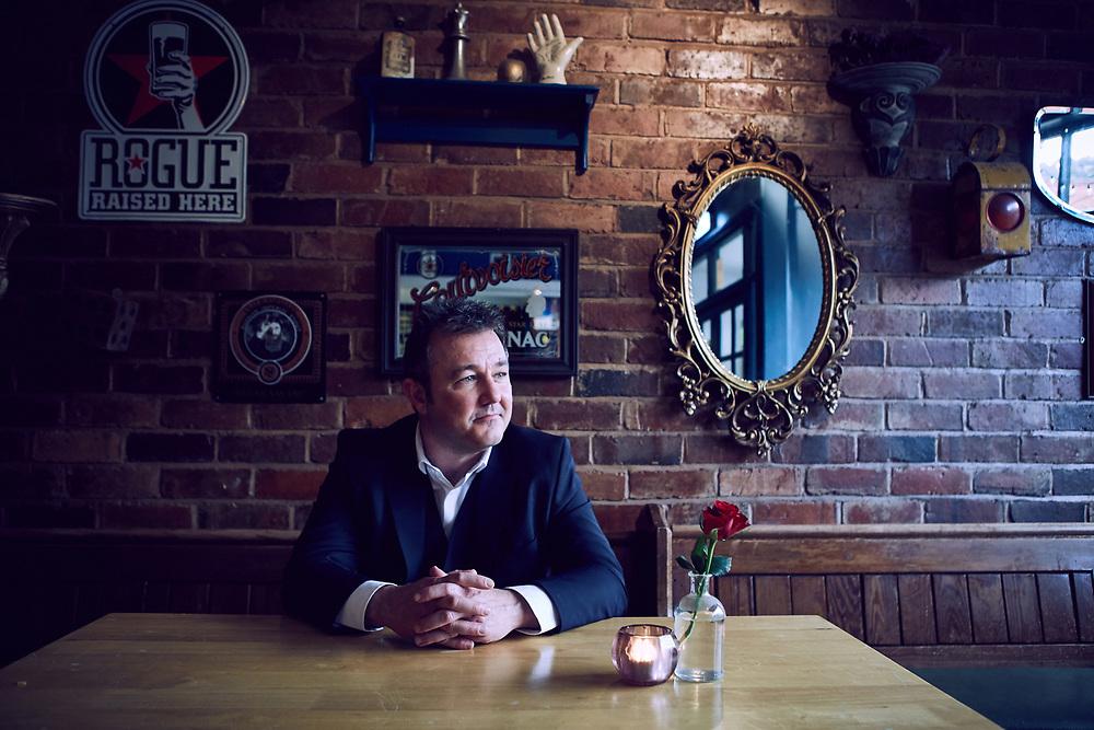 Gez McGuire, SEO, PPC, Portrait, Portrait photographer