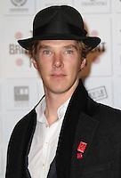 Benedict Cumberbatch The Moet British Independent Film Awards, Old Billingsgate Market, London, UK, 05 December 2010:  Contact: Ian@Piqtured.com +44(0)791 626 2580 (Picture by Richard Goldschmidt)