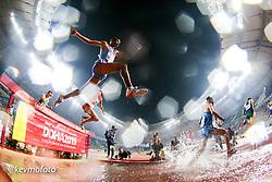 2019 IAAF World Athletics Championships held in Doha, Qatar from September 27- October 6<br /> Day 5<br /> Eritrea
