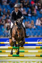 Guerdat Steve, SUI, Venard de Cerisy<br /> CHIO Aachen 2019<br /> Weltfest des Pferdesports<br /> © Hippo Foto - Dirk Caremans<br /> Guerdat Steve, SUI, Venard de Cerisy
