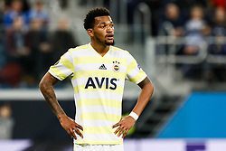 February 21, 2019 - Saint Petersburg, Russia - Jailson of Fenerbahce SK looks on during the UEFA Europa League Round of 32 second leg match between FC Zenit Saint Petersburg and Fenerbahce SK on February 21, 2019 at Saint Petersburg Stadium in Saint Petersburg, Russia. (Credit Image: © Mike Kireev/NurPhoto via ZUMA Press)