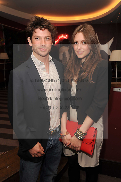 A party to promte the exclusive Puntacana Resort & Club - the Caribbean's Premier Golf & Beach Resort Destination, was held at The Groucho Club, 45 Dean Street London on 12th May 2010.<br /> <br /> Picture shows:-SAM WALEY-COHEN and BELLA BALLIN