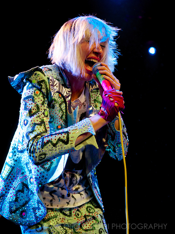 Yeah Yeah Yeahs Live at the O2 Islington Academy in London on 15 July 2013