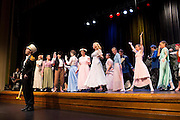 "The Sharon Academy performance of ""The Pirates of Penzance"" in Randolph, Vt., on November 18, 2016. (Photo by Geoff Hansen)"