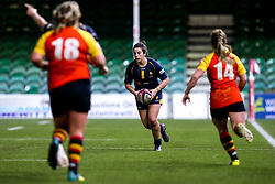 Sioned Harries of Worcester Warriors Women - Mandatory by-line: Robbie Stephenson/JMP - 11/01/2020 - RUGBY - Sixways Stadium - Worcester, England - Worcester Warriors Women v Richmond Women - Tyrrells Premier 15s
