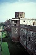 The huge mogul Badshahi-Mosquee, Lahore,Punjab,Pakistan, Asia