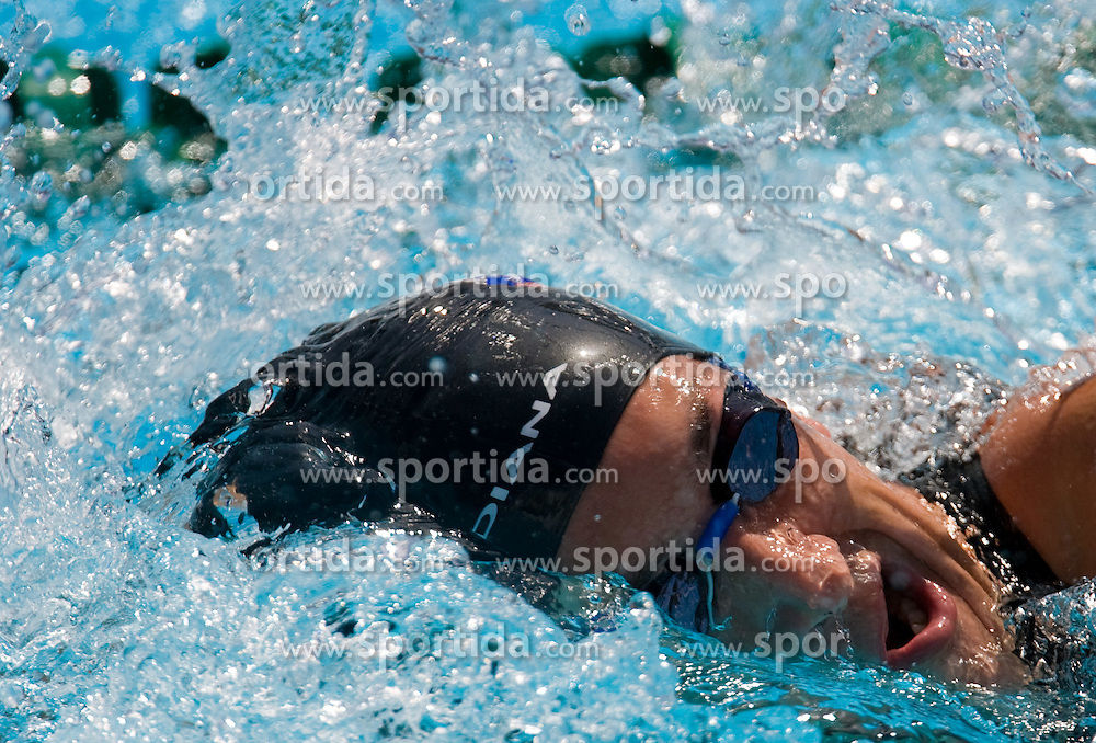 Jan Karel Petric of Slovenia competes in the Men's 800m Freestyle Heats during the 13th FINA World Championships Roma 2009, on July 28, 2009, at the Stadio del Nuoto,  in Foro Italico, Rome, Italy. (Photo by Vid Ponikvar / Sportida)