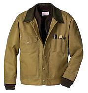 Filson jacket for catalog