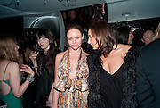 STELLA MCCARTNEY; DONNA KARAN, Natalia Vodianova and Lucy Yeomans co-host The Love Ball London. The Roundhouse. Chalk Farm. 23 February 2010.  To raise funds for The Naked Heart Foundation, a children's charity set up by Vodianova in 2005.<br /> STELLA MCCARTNEY; DONNA KARAN, Natalia Vodianova and Lucy Yeomans co-host The Love Ball London. The Roundhouse. Chalk Farm. 23 February 2010.  To raise funds for The Naked Heart Foundation, a childrenÕs charity set up by Vodianova in 2005.