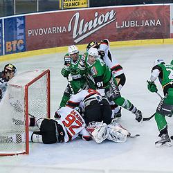 20120916: SLO, Ice Hockey - EBEL League 2012-2013, 4th Round, Telemach Olimpija vs Orli Znojmo