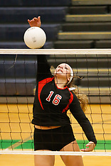 09/12/17 HS VB Bridgeport vs. Preston, Liberty, RCB