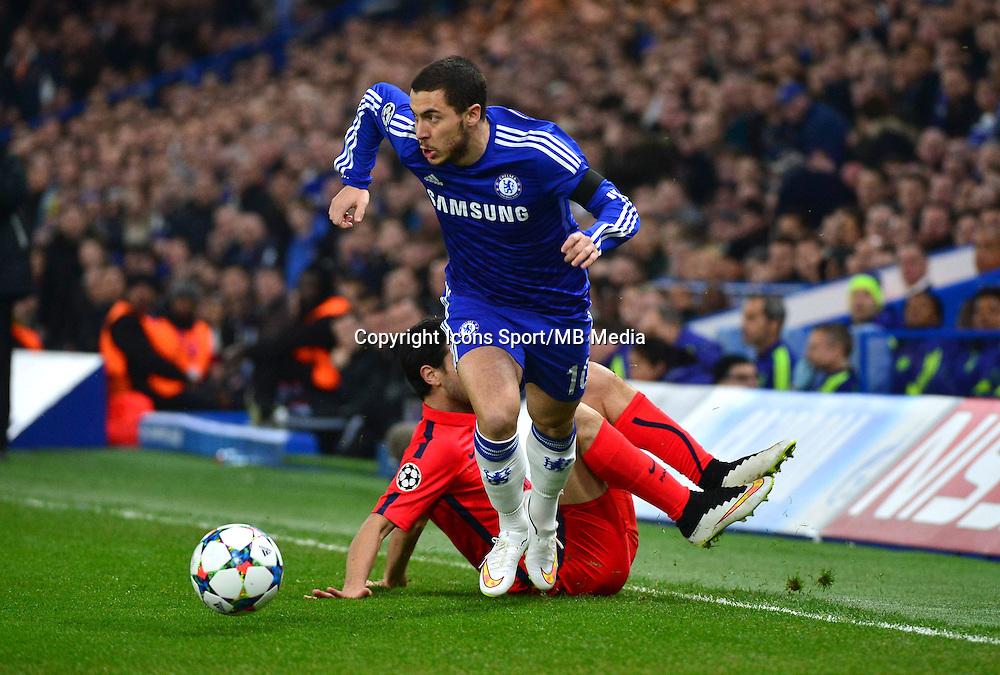 Eden HAZARD - 11.03.2015 - Chelsea / Paris Saint Germain - 1/8Finale retour Champions League<br /> Photo : Dave Winter / Icon Sport