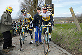 2016.03.30 - Oudenaarde - Tour of Flanders training