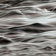 Fast running water detail