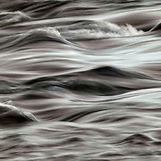 Fast running water detail