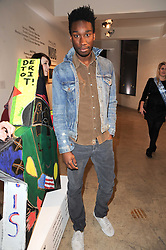 NATHAN STEWART JARRETT at the Polo Jeans Co. hosted Art Stars Auction in support of the Teenage Cancer Trust held at Phillips de Pury & Co, Howick Place, London on 6th December 2010.