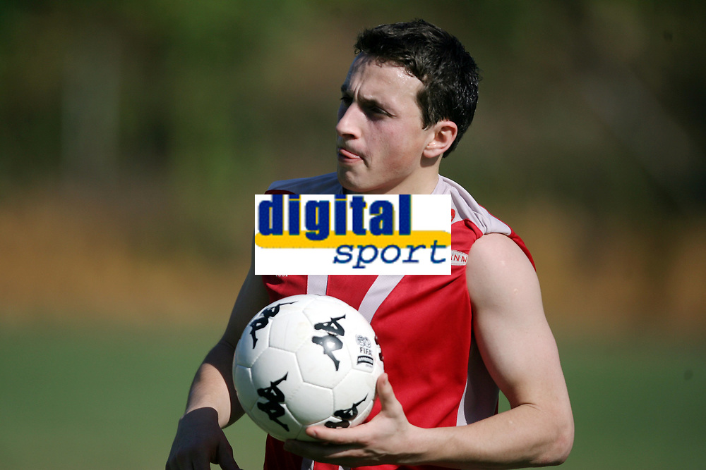 Fotball , 14. januar 2007 , Adrian Gashi , Brann