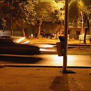 REPORTAJE DEL ESTADO SUCRE<br /> Photography by Aaron Sosa<br /> Vista Nocturna<br /> Carupano, Estado Sucre - Venezuela 2007<br /> (Copyright © Aaron Sosa)
