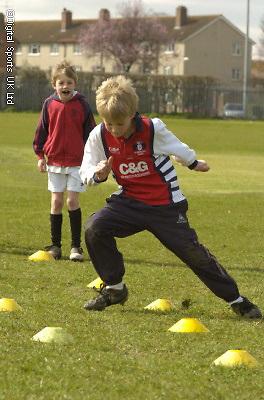 Gloucester Premier Rugby Camp, at Pates Grammar School