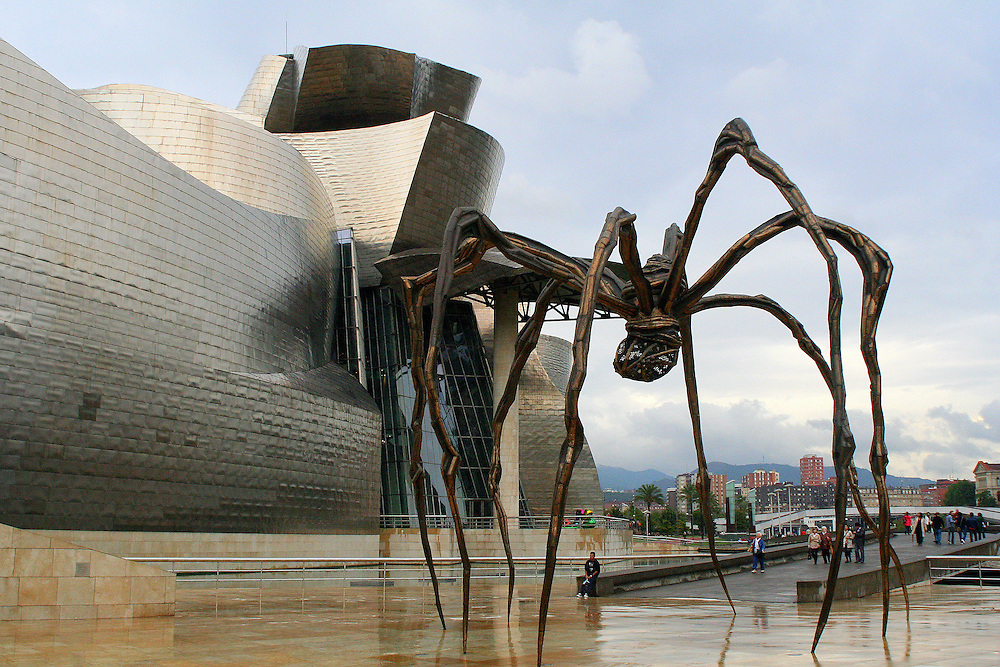 """Maman"" by Louise Bourgeois"