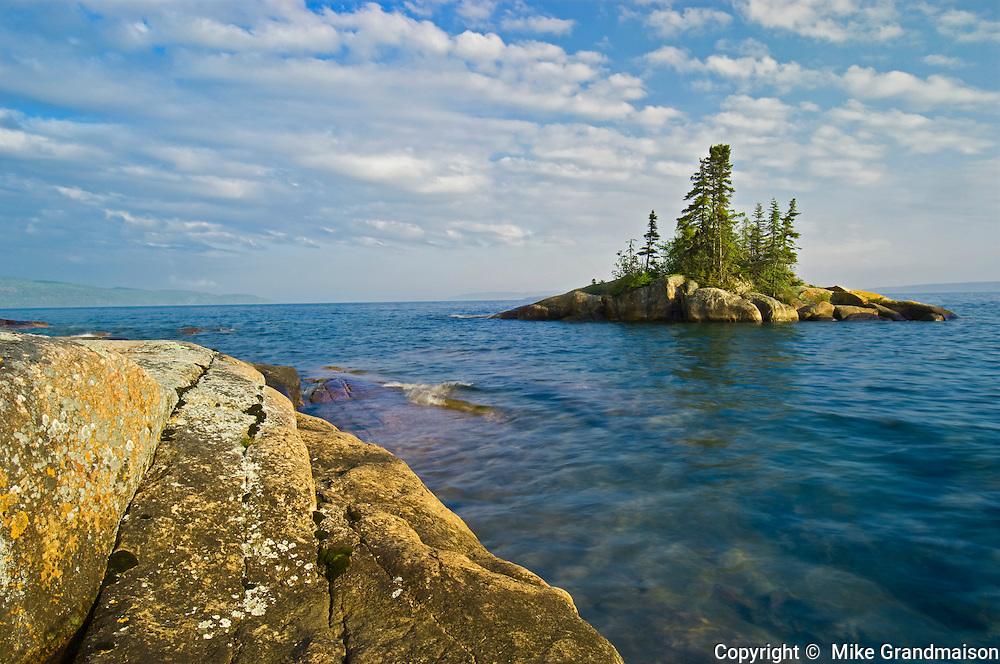 Lake Superior <br /> Rossport<br /> Ontario<br /> Canada